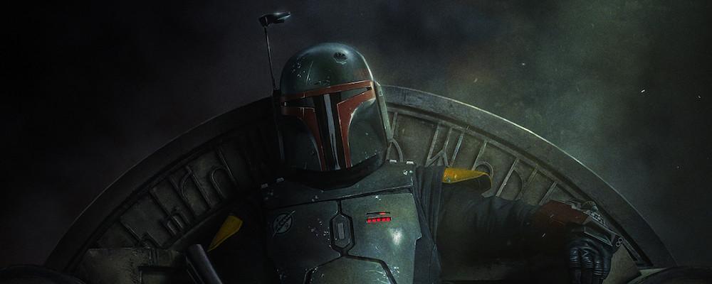 Первый постер сериала «Книга Бобы Фетта» - появилась дата выхода сериала «Звездные войны»