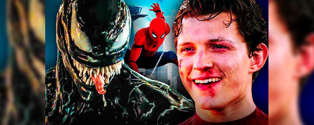 Том Холланд тизерит фильм «Человек-паук против Венома»