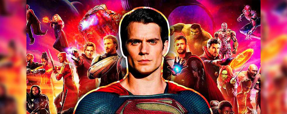 «Вечные» тизерят Супермена в киновселенной Marvel
