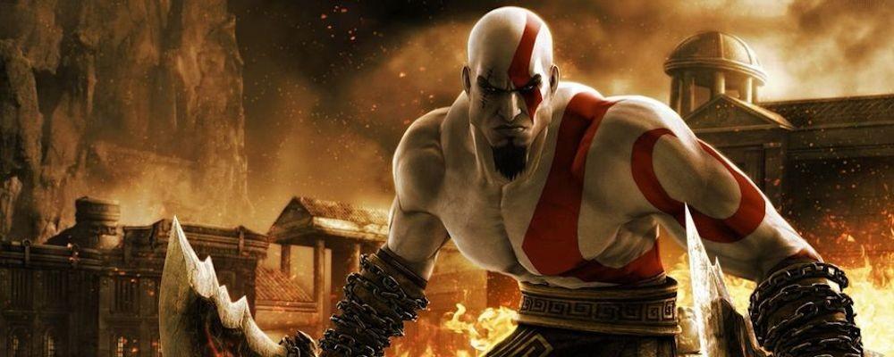 God of War изначально была с видом от первого лица