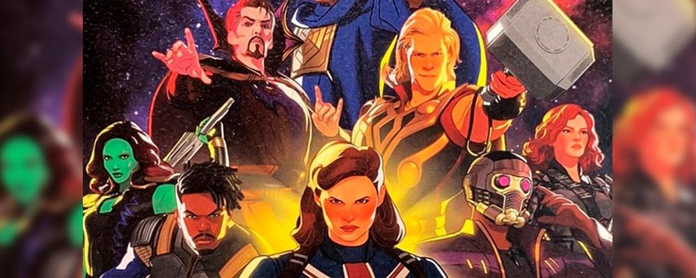 Marvel подтвердили теорию фанатов о мультивселенной MCU