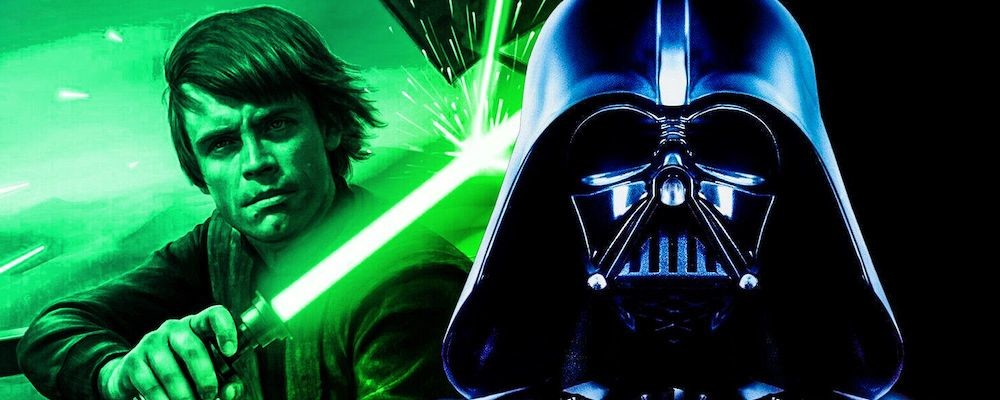 Люк Скайуокер думал убить Дарта Вейдера в «Звездных войнах»