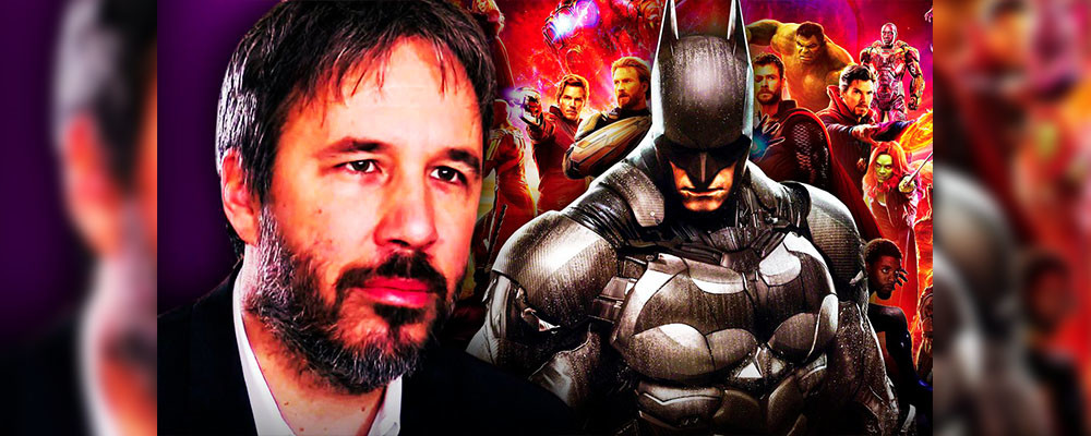 Режиссер «Дюны» прокомментировал Бэтмена после критики Marvel