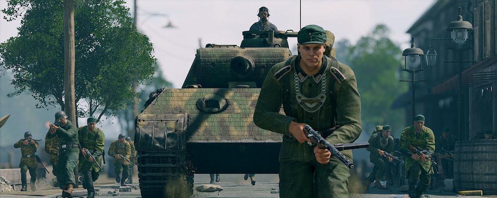 Военный шутер Enlisted вышел на PS4 и Xbox One