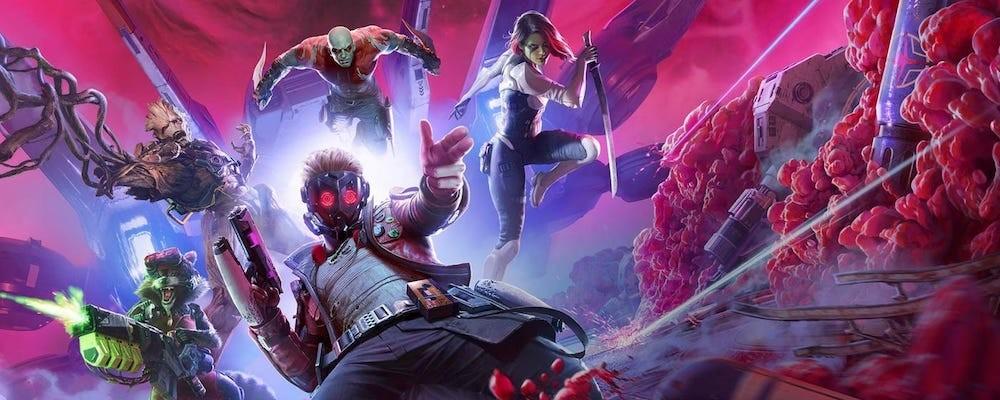 Песни из игры «Стражи галактики Marvel». Представлен саундтрек Guardians of the Galaxy