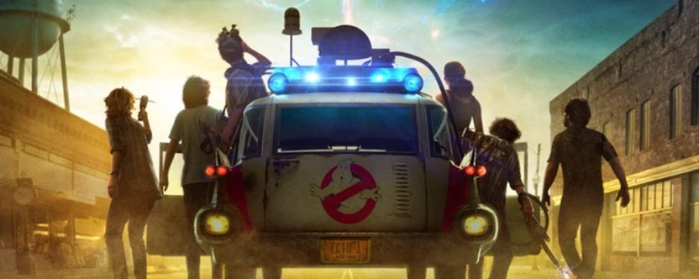 Отзывы о фильме «Охотники за привидениями 3: Наследники» - оценки настоящего сиквела