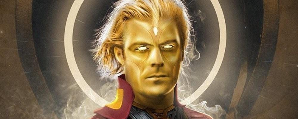 Marvel нашли актера на роль Адама Уорлока в «Стражах галактики 3» - сообщает СМИ