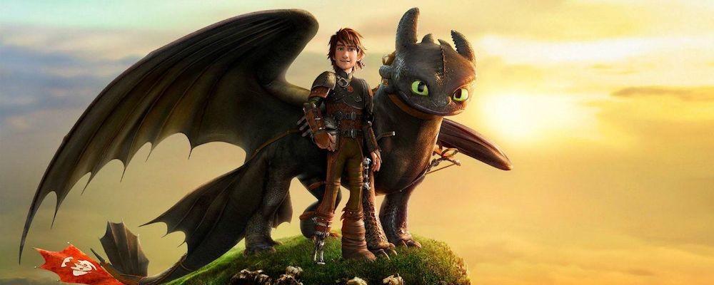 Почти «Как приручить дракона 4» - анонс сериал «Драконы: Девять миров»