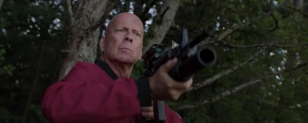 Появился трейлер нового боевика с Брюсом Уиллисом - «Преступный квест»