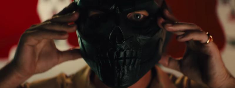Раскрыто, как изначально выглядел Черная маска в «Хищных птицах»