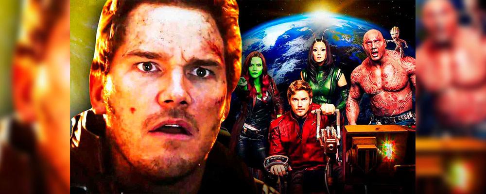 Раскрыто, вернется ли Звездный лорд на Землю после «Мстителей: Финал»