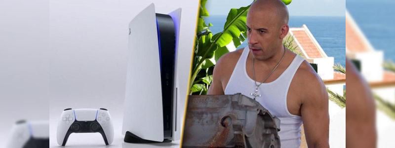 Грабители похитили PS5 в духе фильма «Форсаж»