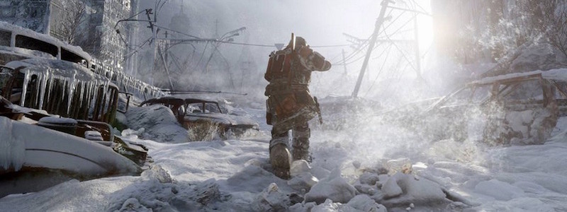 Разновидность оружия в «Метро: Исход». Игра защищена Denuvo