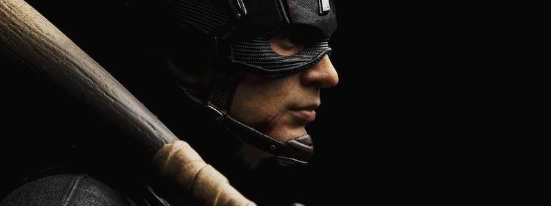 Представлен жестокий Капитан Америка, убивающий врагов