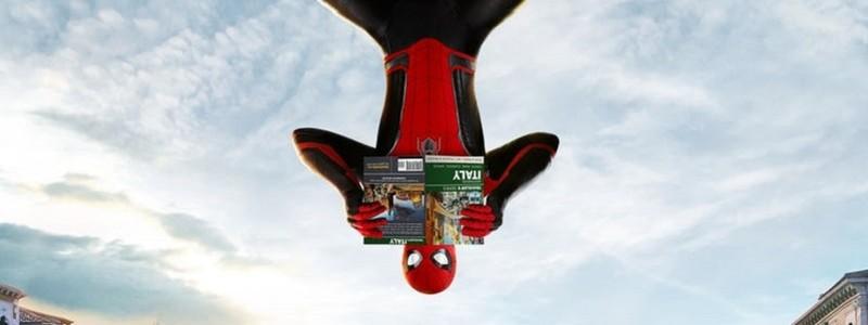 Новый трейлер «Человека-паука: Вдали от дома» содержит спойлеры