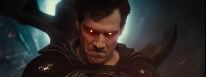 Супермен в черном на новом кадре «Лиги справедливости»