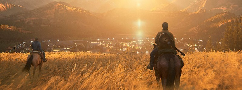 Топ-10 самых красивых игр 2020 года по мнению Digital Foundry