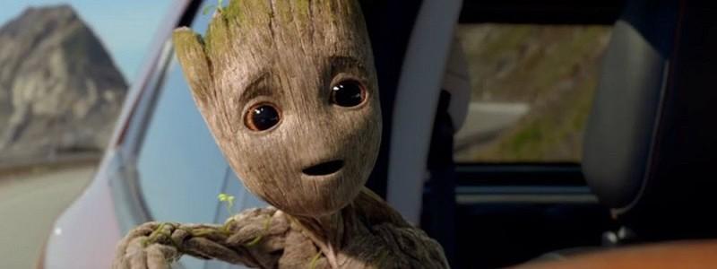 Режиссер объяснил, кем является малыш Грут в «Стражах галактики 2»