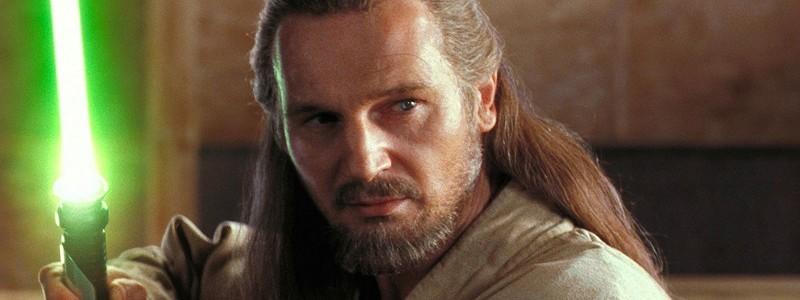 Новости Звездных Войн (Star Wars news): «Звездные войны»: Лиам Нисон готов сыграть Квай-Гон Джинна