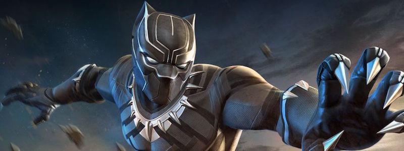 Черная пантера от Marvel может появиться в Injustice 2... от DC