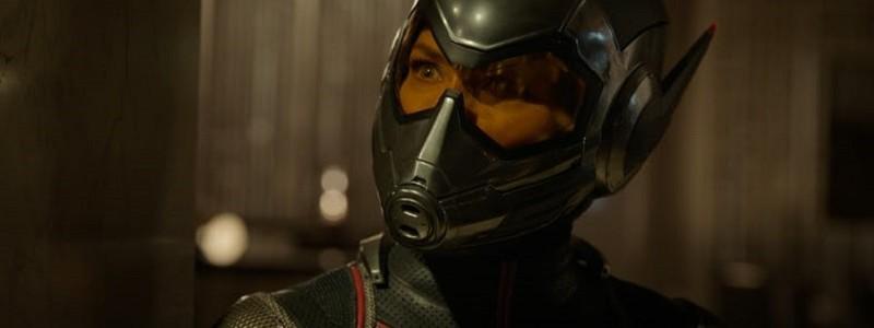 Трейлер фильма «Человек-муравей и Оса» содержит тизер ...