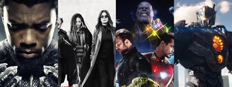 фильмы 2018 года с лучшими визуальными эффектами