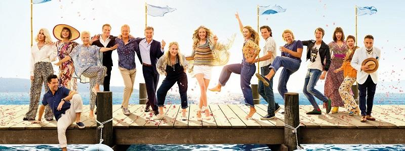 Обзор фильма «Mamma Mia! 2». ABBA в очередной раз напоминает о себе