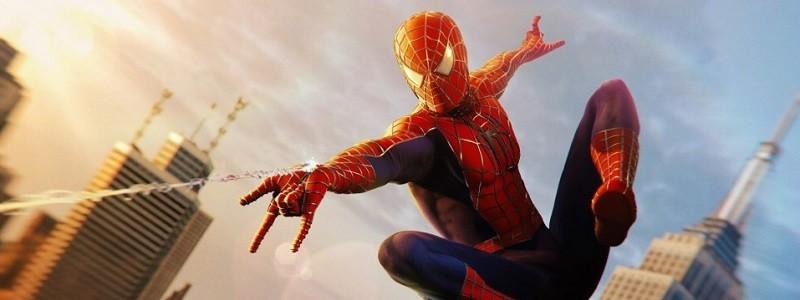 Реакция фанатов на костюм Сэма Рейми в игре «Человек-паук»