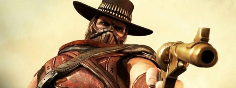 Эррон Блэк пополнил ростер бойцов Mortal Kombat 11