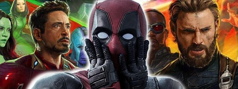 Как Дэдпул появится в киновселенной Marvel
