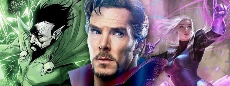 Marvel решили выпустить «Доктора Стрэнджа 2» еще раньше