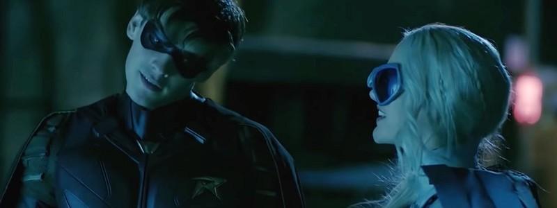 Первые кадры 2 сезона «Титаны» показали Ястреба и Голубя