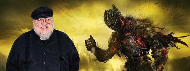 Джордж Мартин все же работает над игрой From Software. Новые детали