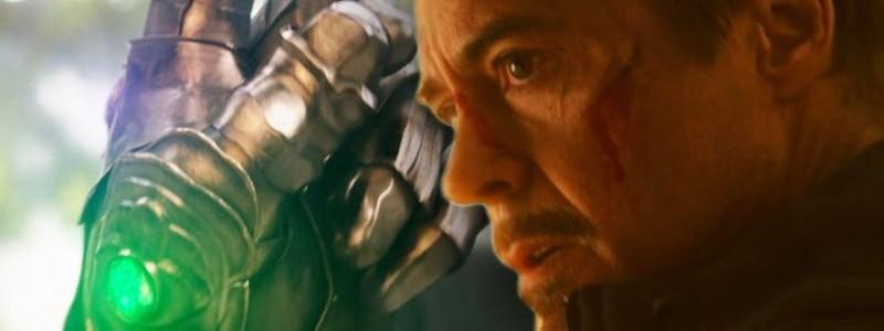 Щелчок Тони Старка из «Мстителей: Финал» в новом видео