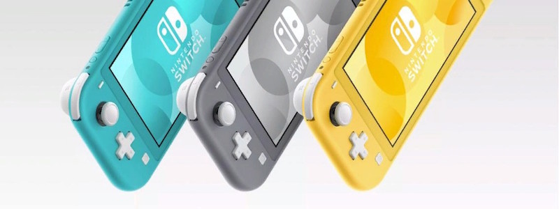 Дата выхода, цена и особенности Nintendo Switch Lite