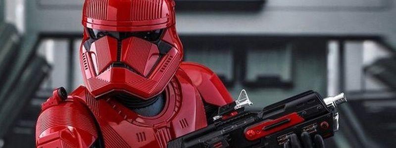 Взгляните на новых штурмовиков из «Звездных войн: Скайуокер. Восход»