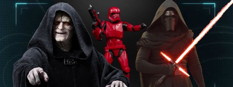 Раскрыт новый символ ситхов в «Звездных войнах». Значение