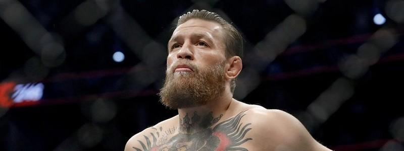 Конор МакГрегор снова уходит из UFC