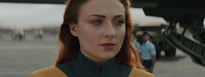 Как Софи Тернер выглядит в роли Супергерл в киновселенной DC