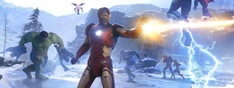Финальный трейлер игры про Мстителей