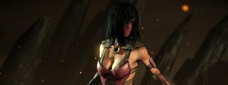Горячая Милина в новом геймплейном трейлере Mortal Kombat 11