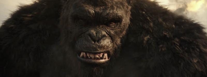 Русский трейлер фильма «Годзилла против Конга». Песня готовит к бою монстров