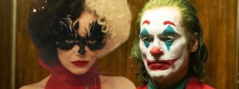 Эмма Стоун прокомментировала сходство «Круэллы» с «Джокером»