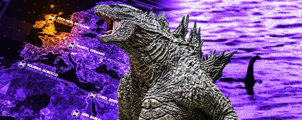 Лох-несское чудовище существует в киновселенной «Годзиллы»