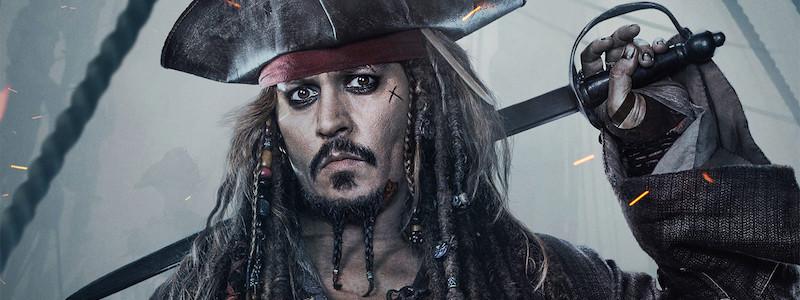 Слух. Продюсер настаивает на камео Джонни Деппа в «Пиратах Карибского моря 6»