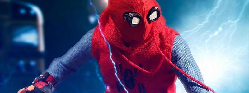 Marvel раскрыли новый взгляд на первый костюм Человека-паука