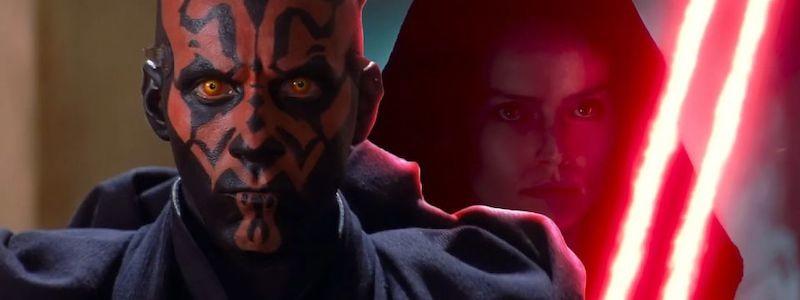 Дарт Мол должен был стать злодеем в новых «Звездных войнах»