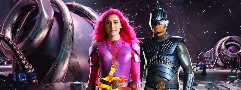 Шаркбой и Лава вернулись на кадрах фильма «Мы можем быть героями»
