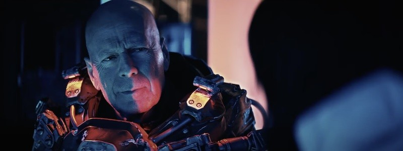 Брюс Уиллис в русском трейлере нового фильма про борьбу с пришельцами
