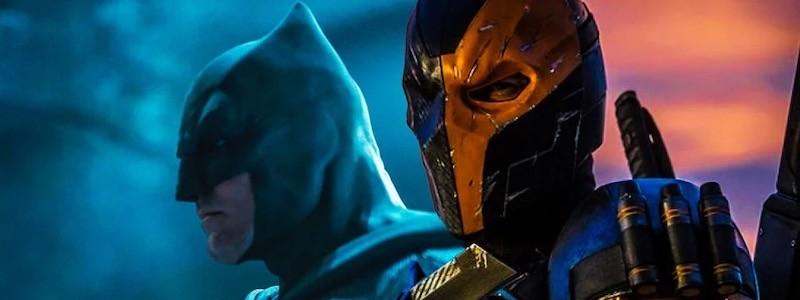 «Бэтмен» с Беном Аффлеком был вдохновлен игрой Batman Arkham